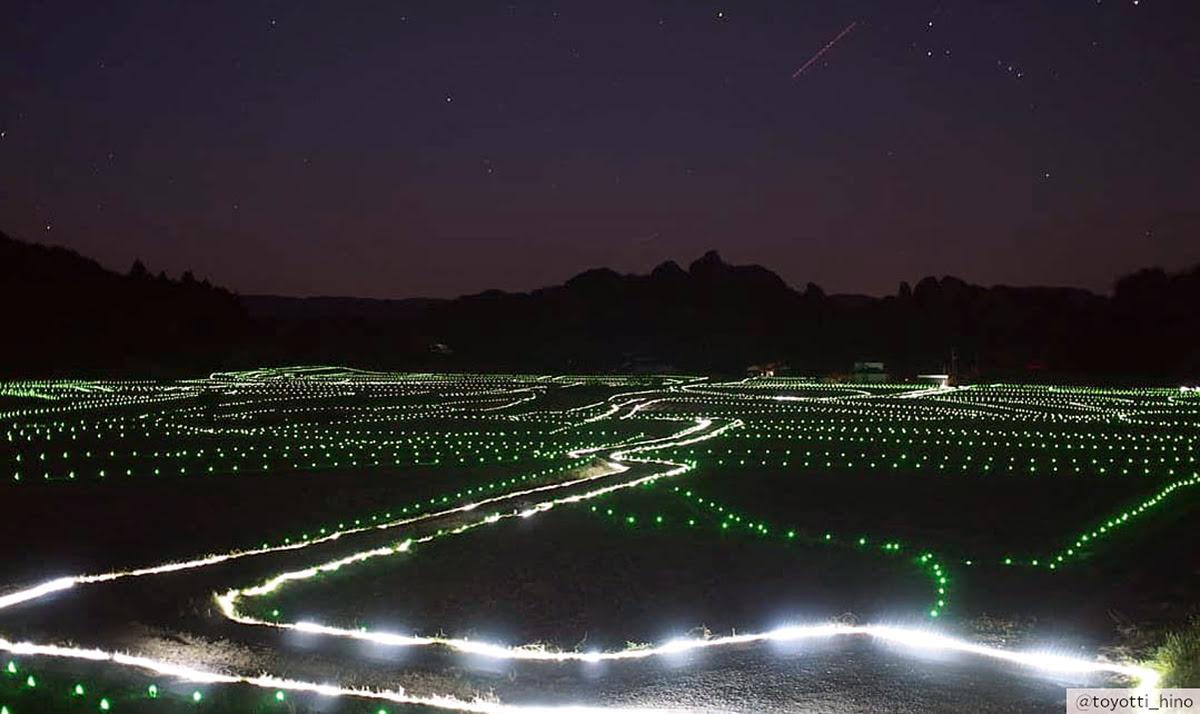 Best time to visit Kyushu-Twinkle of the Millennium in Tashibu-no-sho