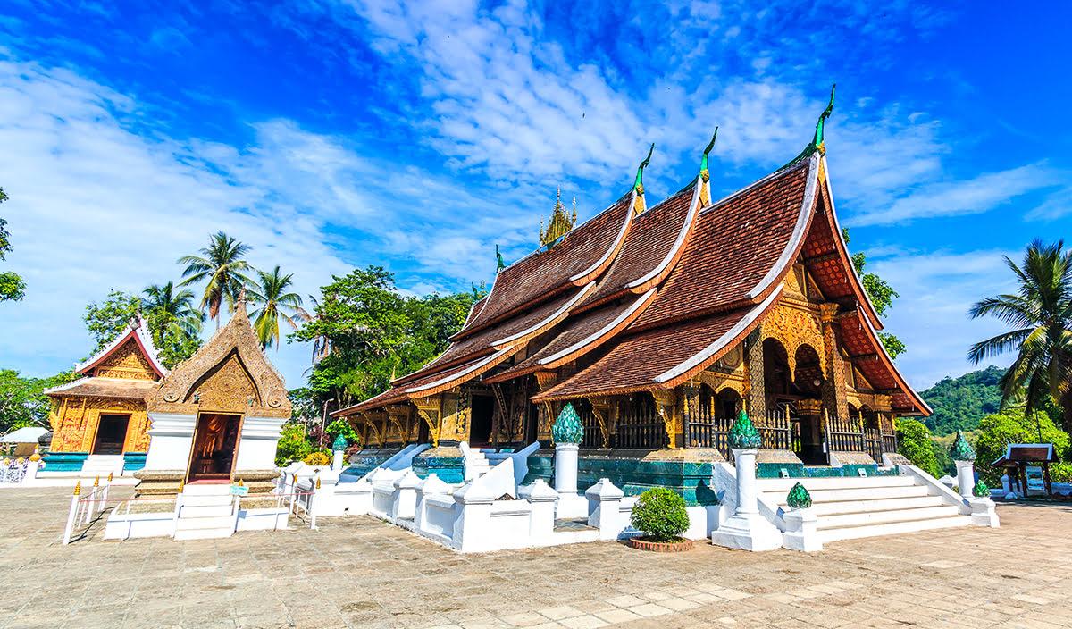 Things to do in Luang Prabang-Laos-Wat Xiengthong
