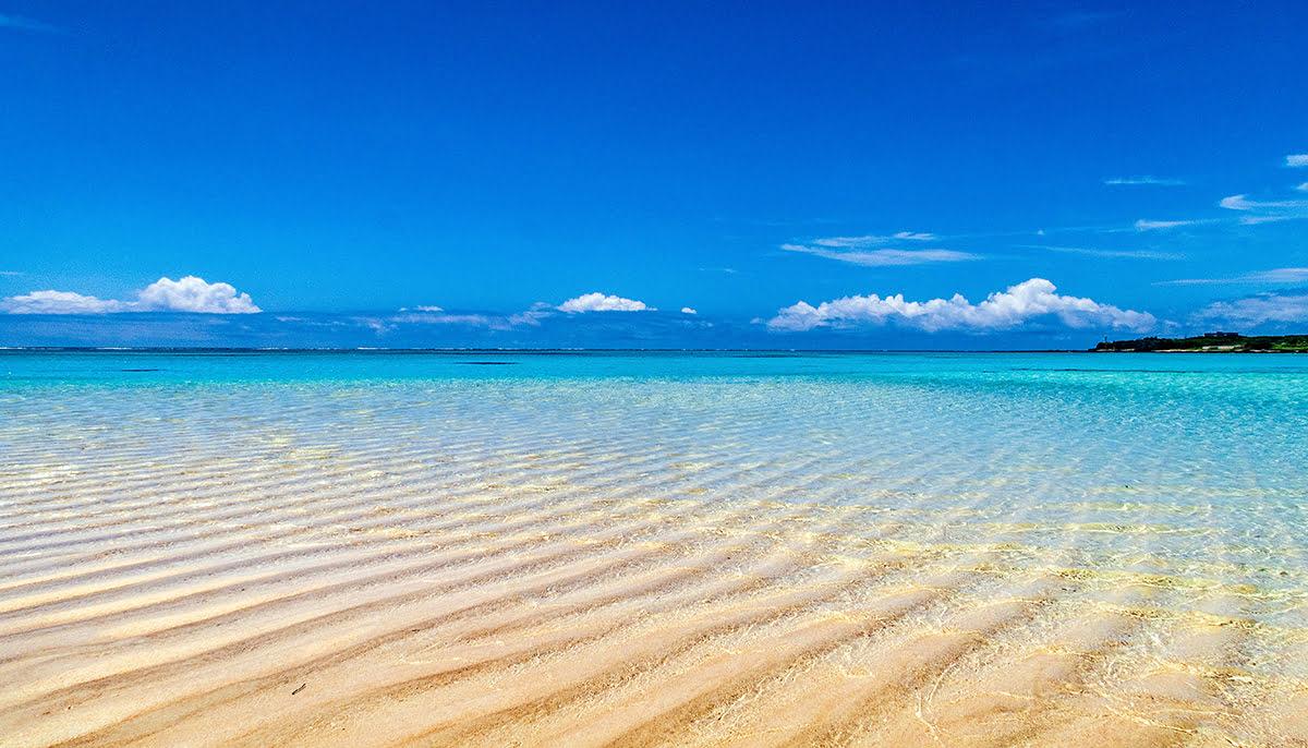 Best time to visit Kyushu-Yurigahama Beach-Yoron Island