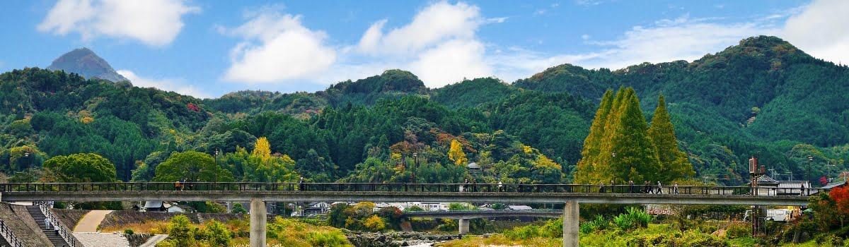 4-day Kyushu itinerary-Featured photo (1200x350) Yabakei Gorge
