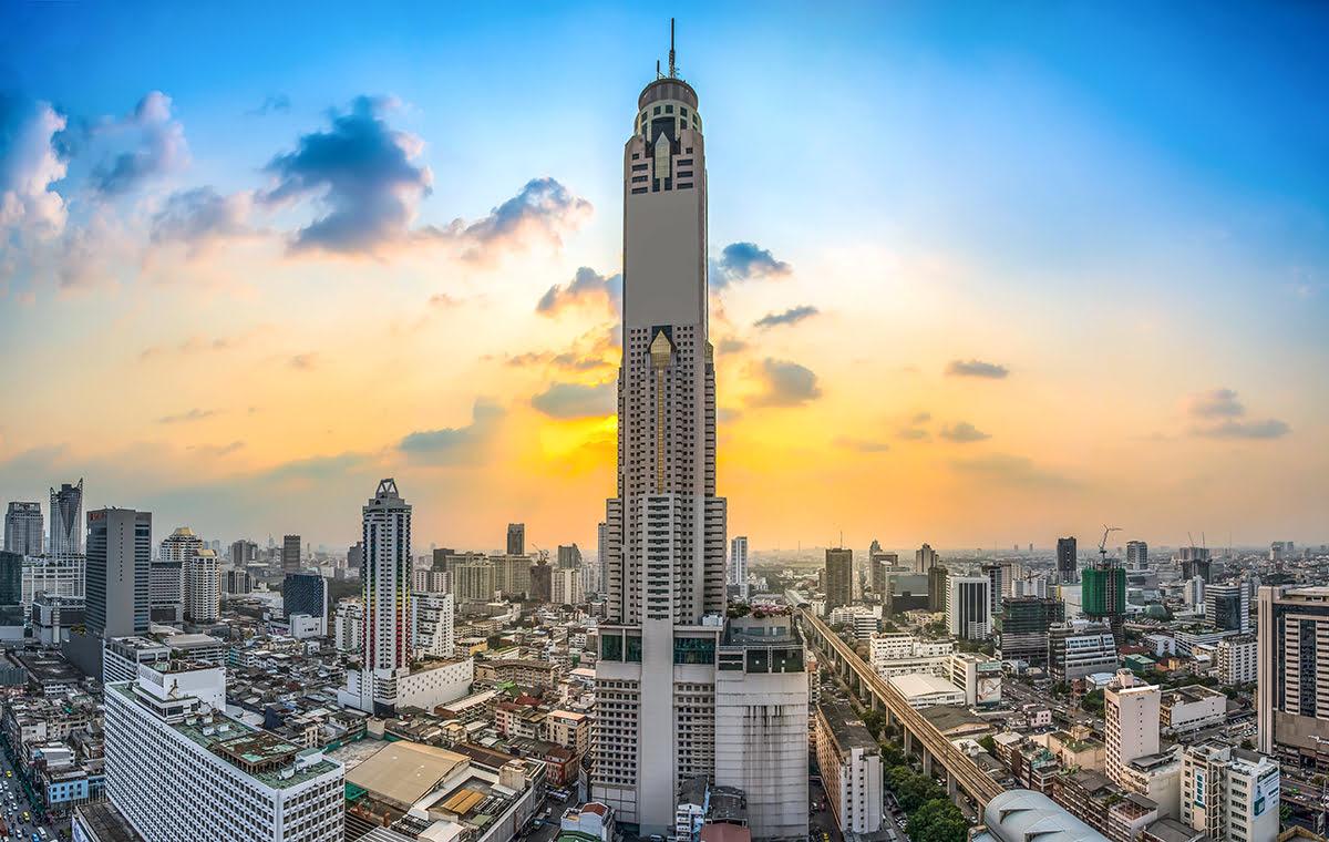 Bangkok vacation rentals-holiday homes-Thailand-Baiyoke Tower II