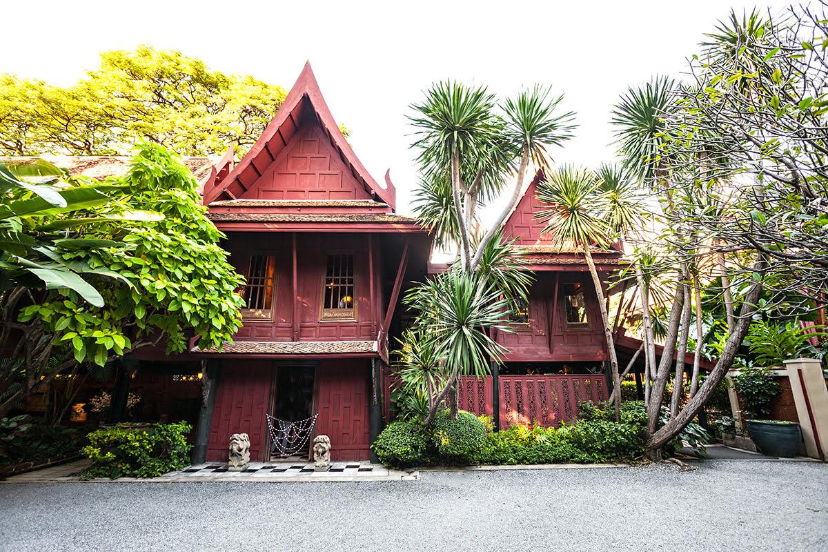 Bangkok vacation rentals-holiday homes-Thailand-Jim Thompson House