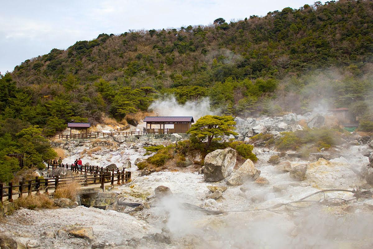 Things to do in Kyushu-Japan-Shimabara Peninsula