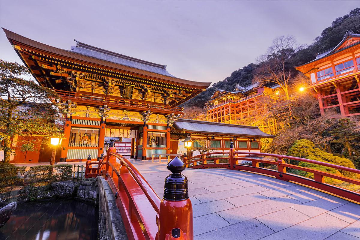 Things to do in Kyushu-Japan-Yutoku Inari Shrine