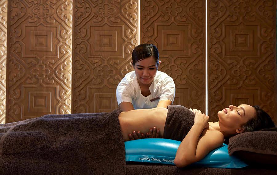Hotels in Bangkok-Thailand-massage-137 Pillars Residences Bangkok