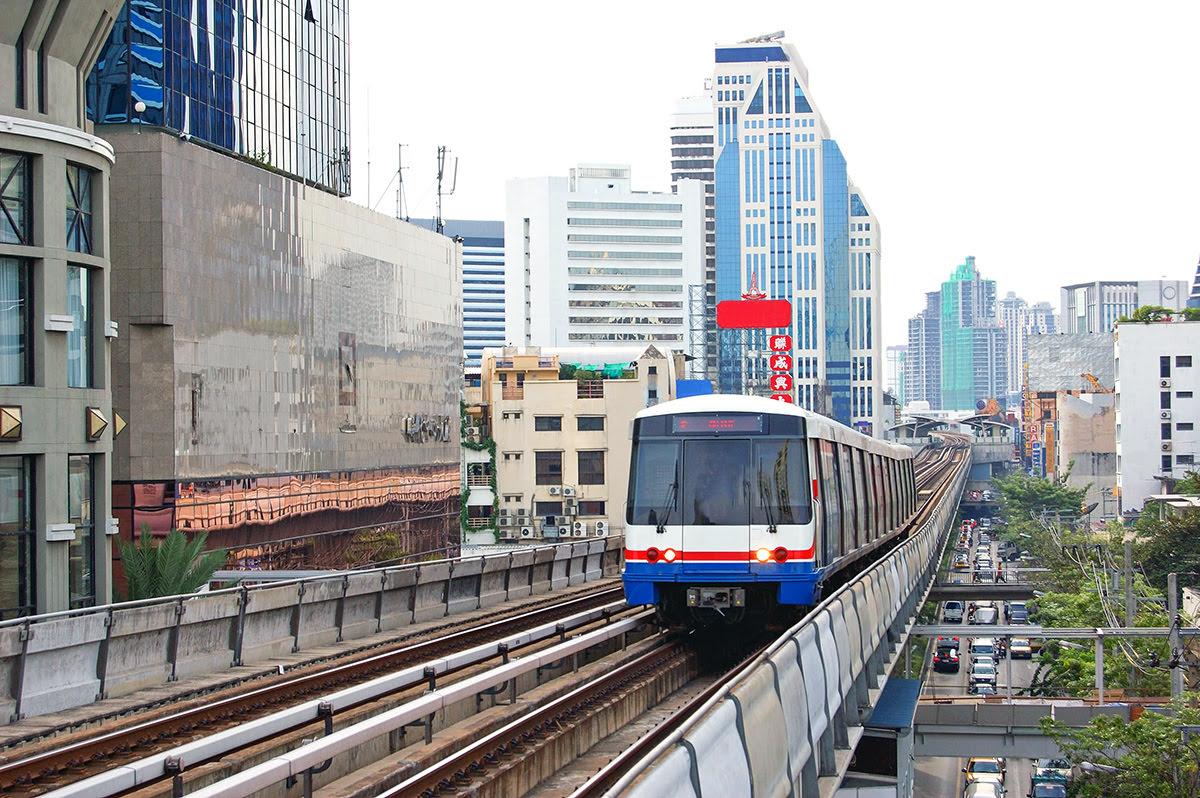 Sukhumvit guide-Bangkok-Thailand-BTS-Sukhumvit line