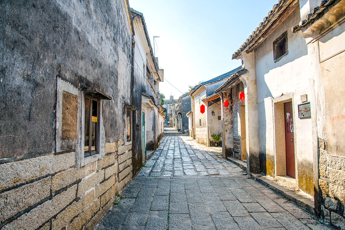 Things to do in Shenzhen-China-Dapeng Ancient City