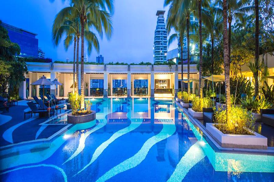 Các khách sạn tại Băng Cốc-du lịch-Thái Lan-Emporium Suites by Chatrium