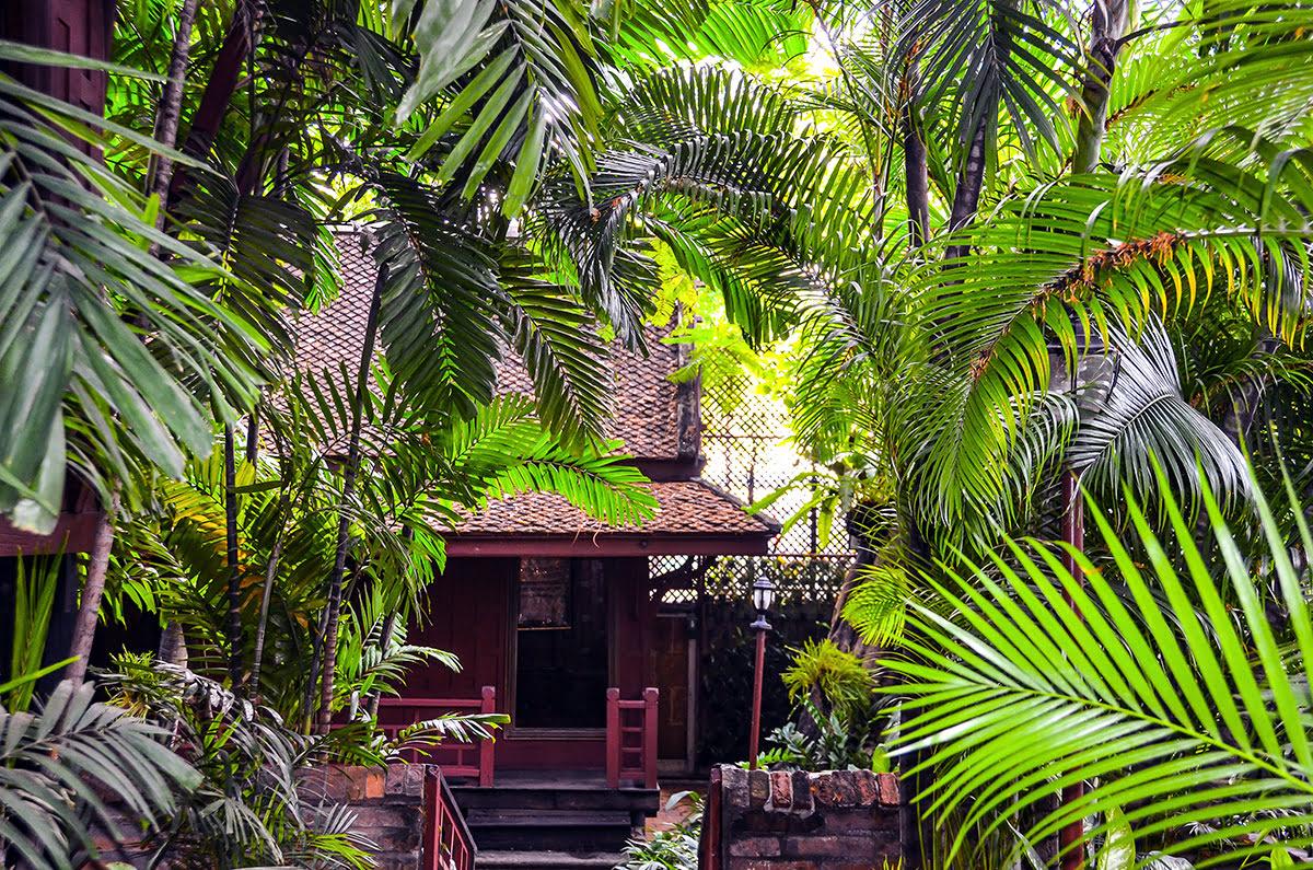 Du lịch Băng Cốc-Thái Lan-Bảo Tàng Nhà Jim Thompson