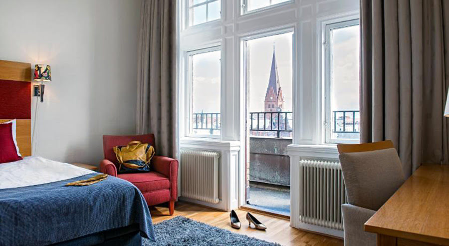 Swedish hotels-hotels in Sweden-Scandic Stortorget