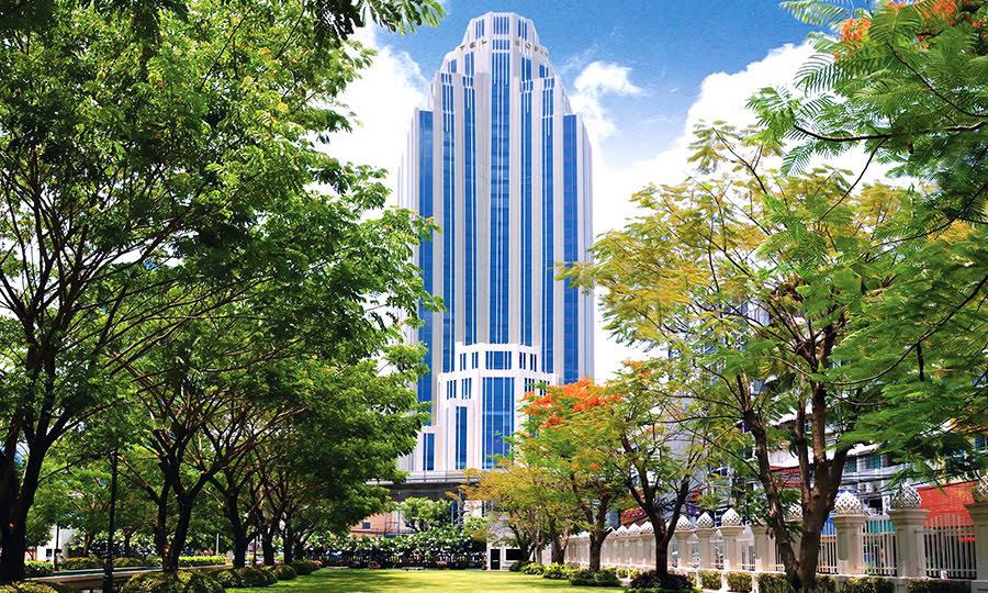 Hotels on Sukhumvit-Bangkok-Sofitel Bangkok Sukhumvit