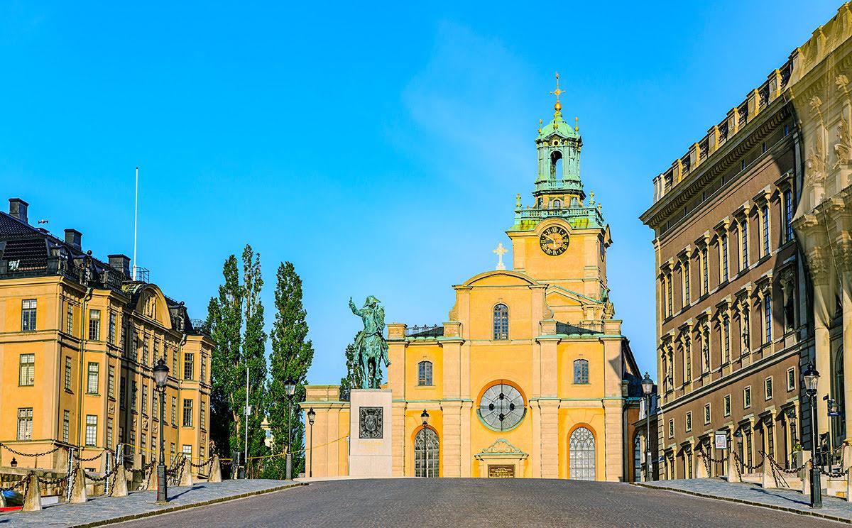 Swedish architecture-Sweden-Stockholm Cathedral-Storkyrkan