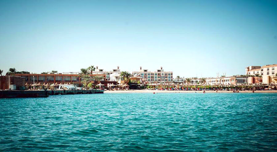Hotels in Alexandria-Egypt attractions-Andalusia Blue Beach Hurghada