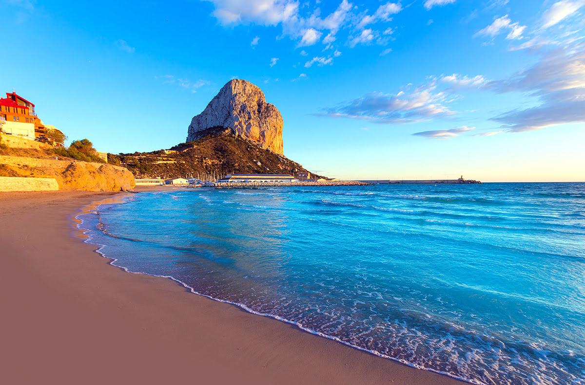 Things to do in Calpe-Spain-Blue Flag beaches