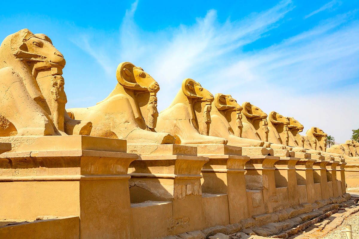 Attractions in Egypt-Karnak Temple