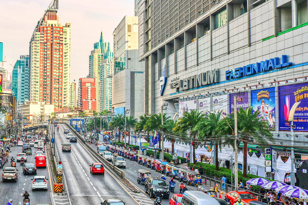 Pratunam-Bangkok-Platinum Fashion Mall