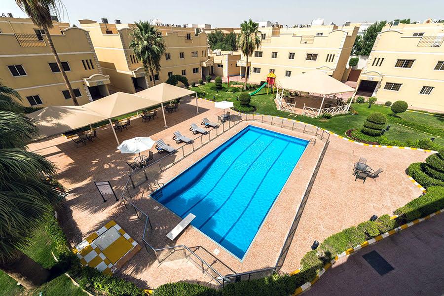 Hotels in Saudi Arabia-landmarks-Boudl Al Malaz Hotel