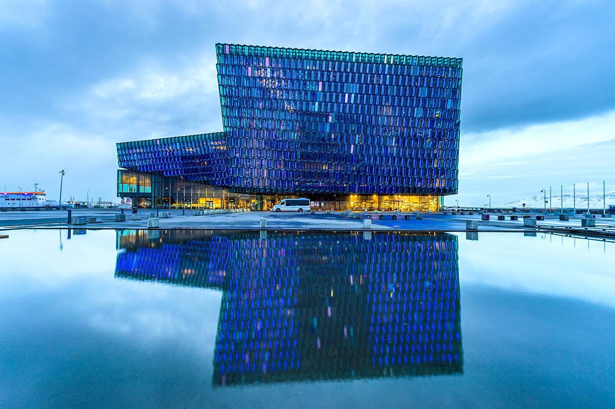 Architecture in Iceland-Harpa-Icelandic Symphony Orchestra-Icelandic Opera