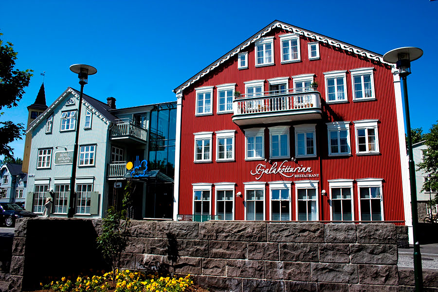 Hotels in Iceland-Hotel Reykjavik Centrum