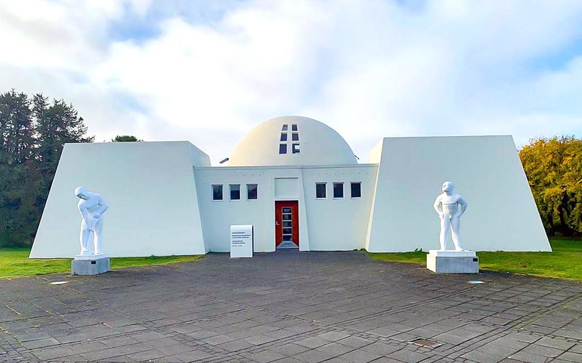 Architecture in Iceland-Reykjavík Art Museum Ásmundarsafn