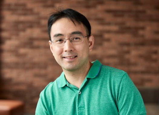 Jeff Lee · Chief People Officer, Agoda