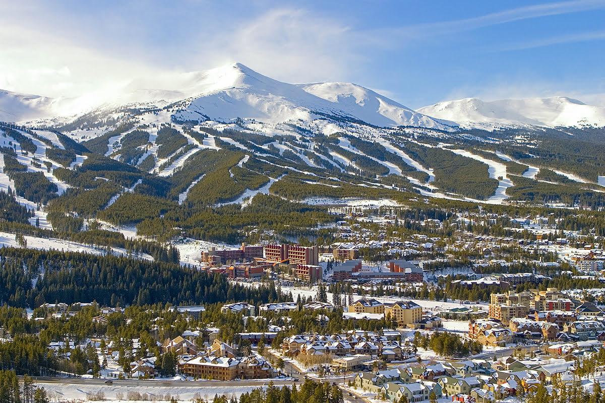 Best US ski resorts-USA-Breckenridge Ski Resort, Colorado