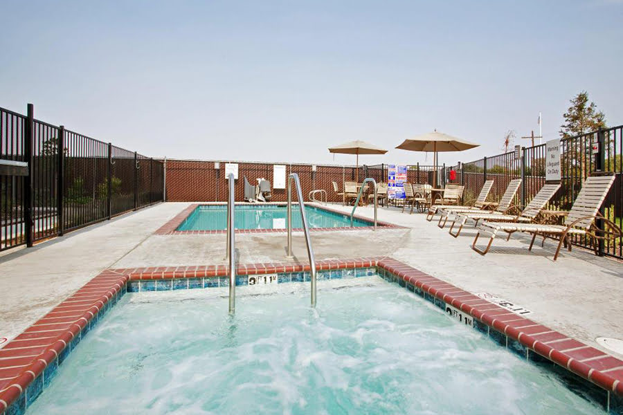 Hotels in USA-USA-Holiday Inn Express Hotel & Suites Dinuba West