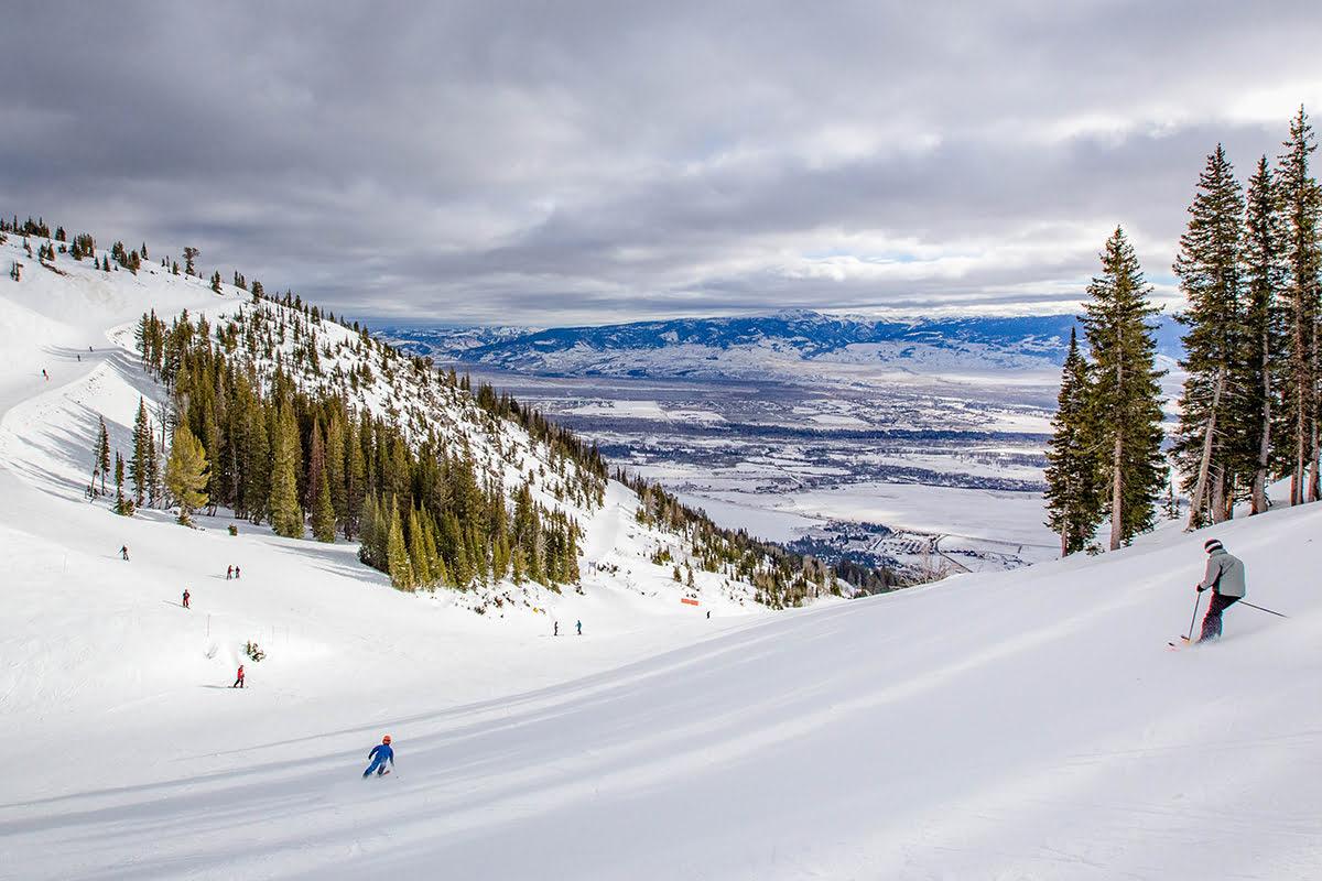 Best US ski resorts-USA-Jackson Hole Mountain Resort, Wyoming