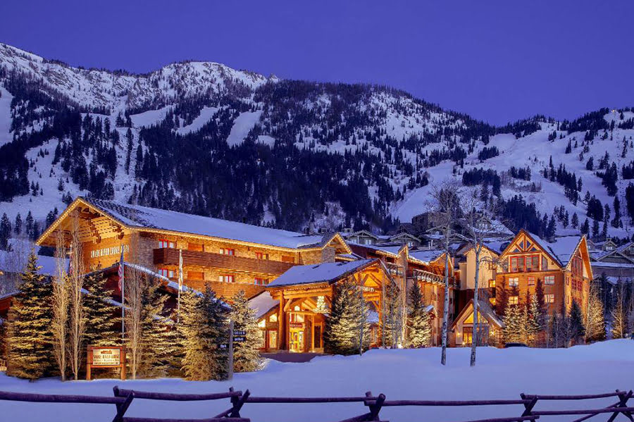 Hotels in USA-USA-Snake River Lodge & Spa