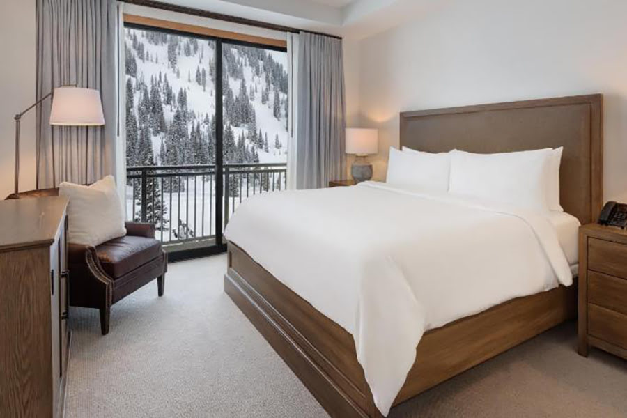 Hotels in USA-USA-The Snowpine Lodge