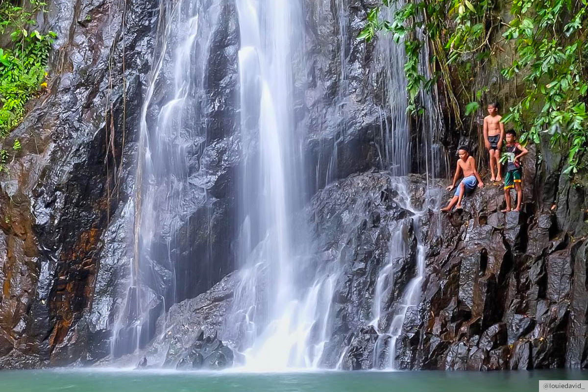 Things to do in Siargo Island-Taktak Falls