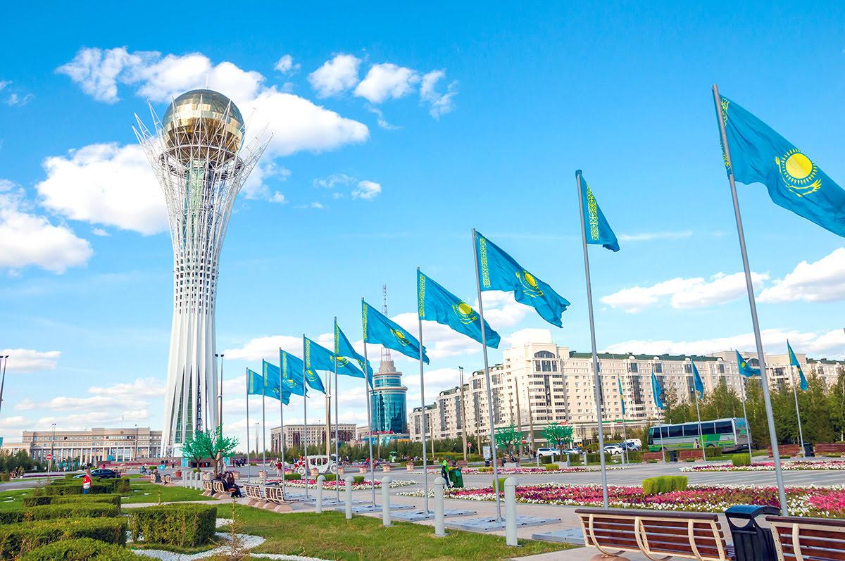 Things to do in Kazakhstan-Baiterek Tower