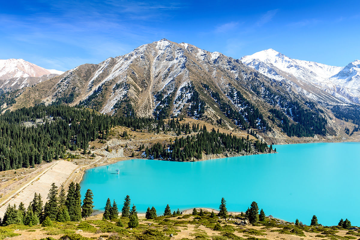 Things to do in Kazakhstan-Big Almaty Lake