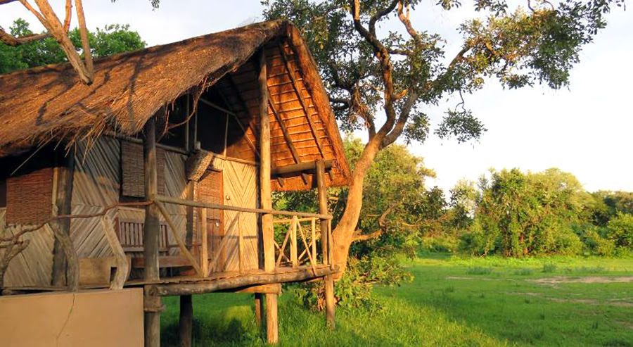 Hotels in Zambia-Africa-places to visit-Croc Valley Camp