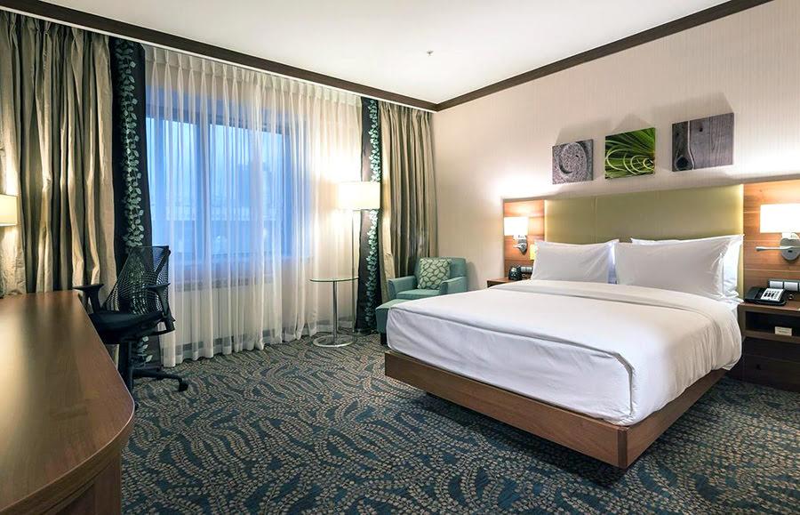 Hotels in Kazakhstan-things to do-Hilton Garden Inn Astana