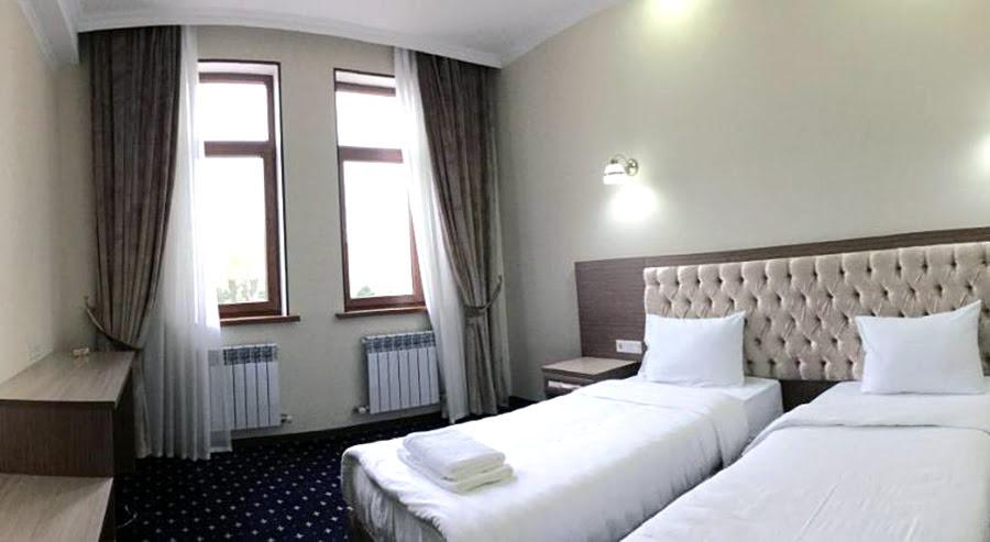 Hotels in Kazakhstan-things to do-Hotel Khanaka