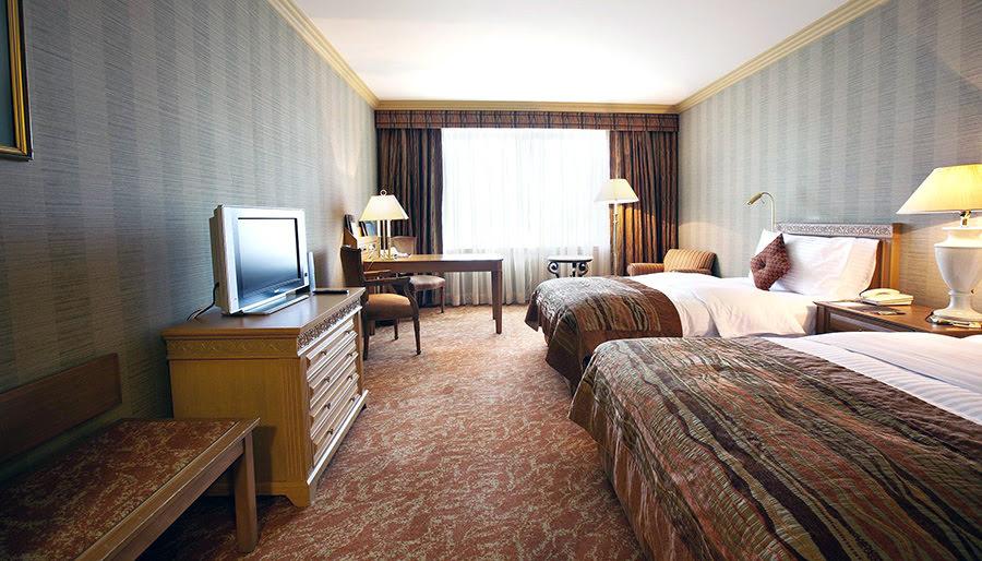 Hotels in Kazakhstan-things to do-InterContinental Almaty