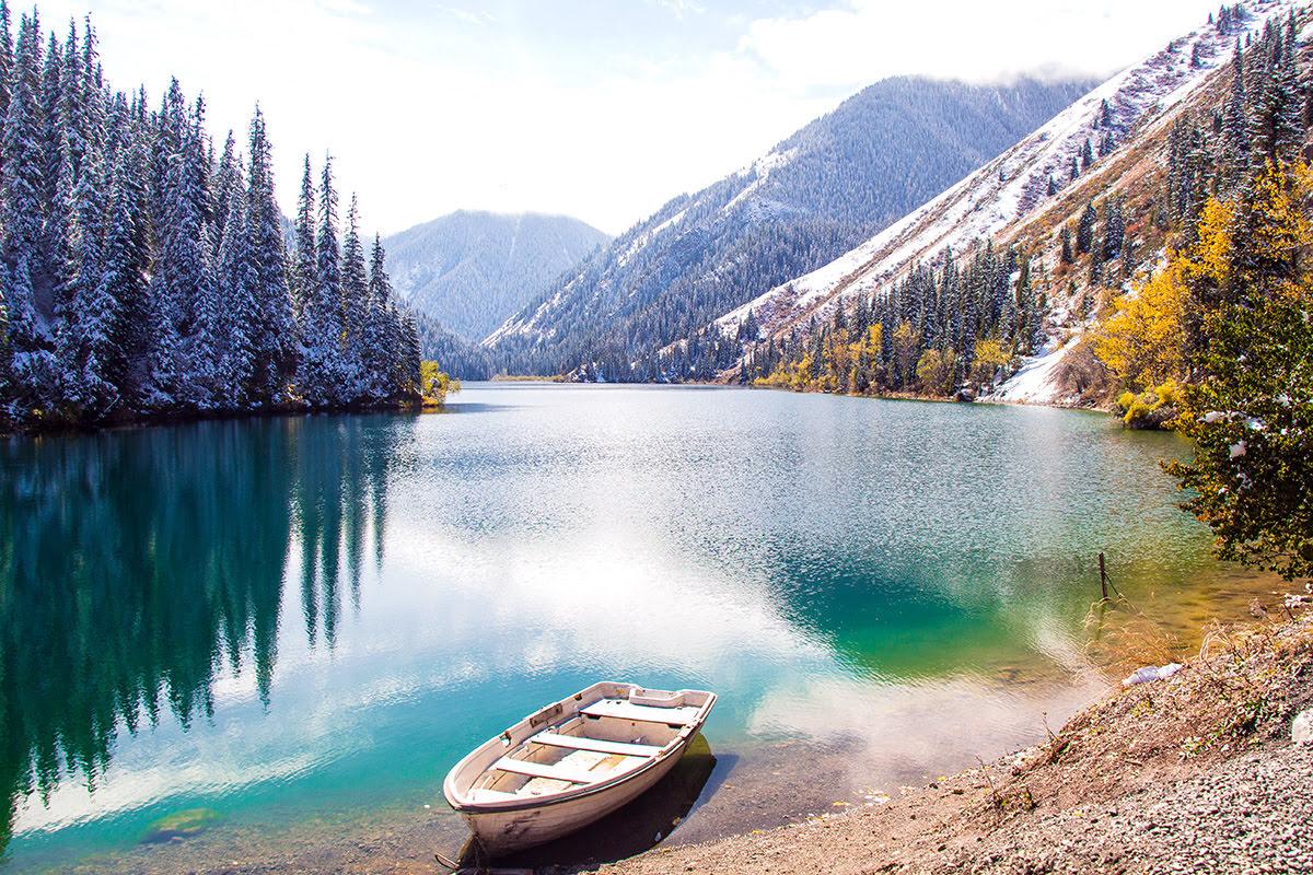 Things to do in Kazakhstan-Kolsai Lakes