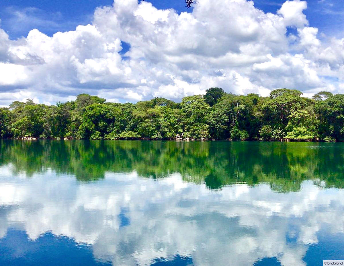 Places to visit in Zambia-Africa-Lake Kashiba