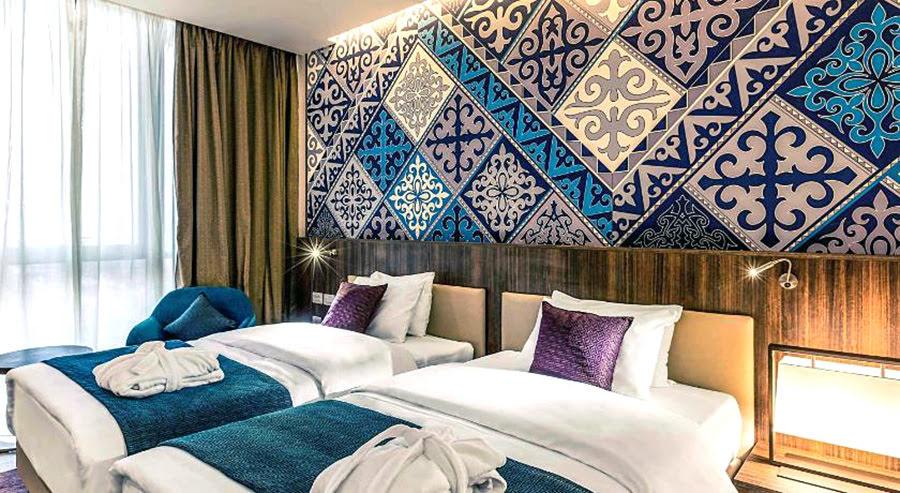Hotels in Kazakhstan-things to do-Mercure Almaty City Center
