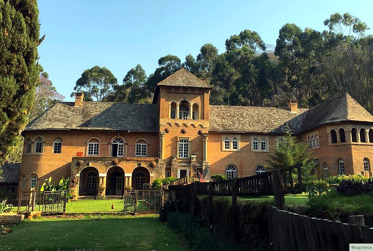 Places to visit in Zambia-Africa-Shiwa Ngandu Manor House