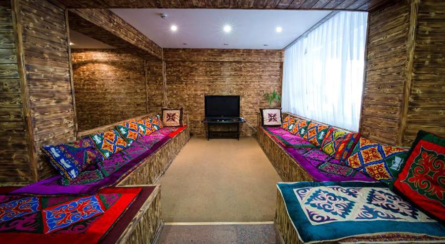 Hotels in Kazakhstan-things to do-Shymbulak Resort Hotel