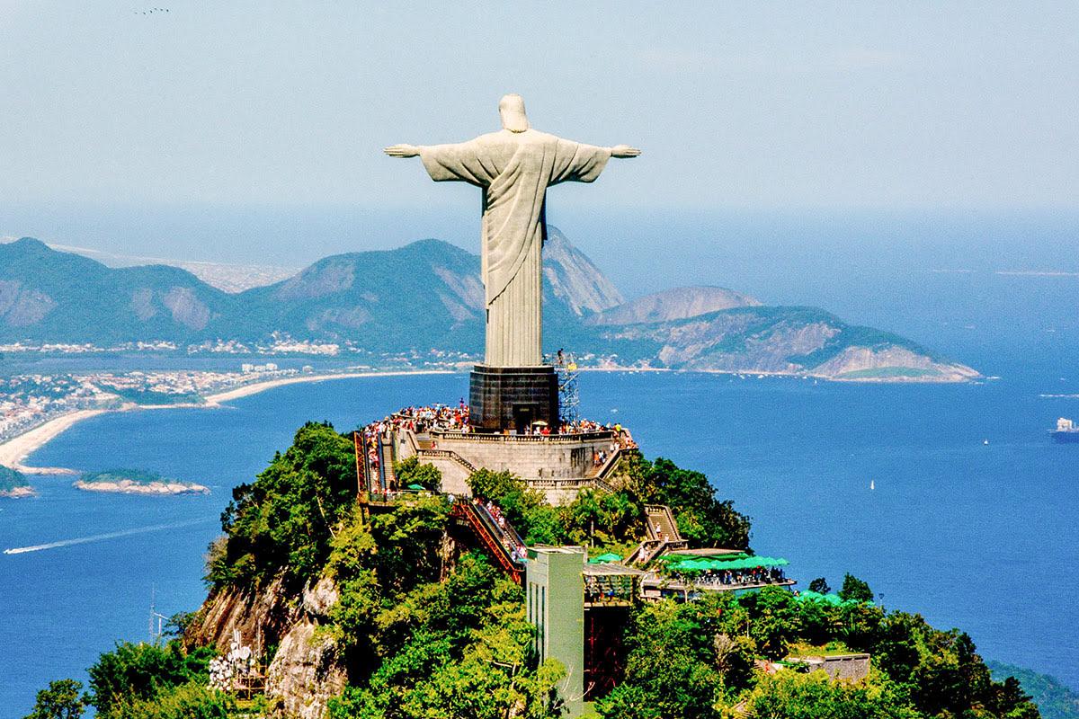 Best graduation trips-cheap summer vacations-Christ the Redeemer-Rio de Janeiro-Brazil