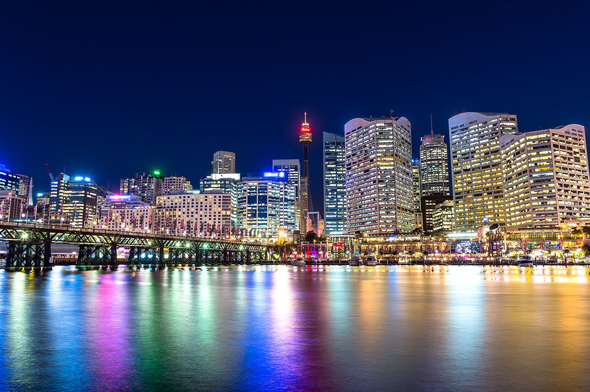 Best graduation trips-cheap summer vacations-Darling Harbour-Sydney