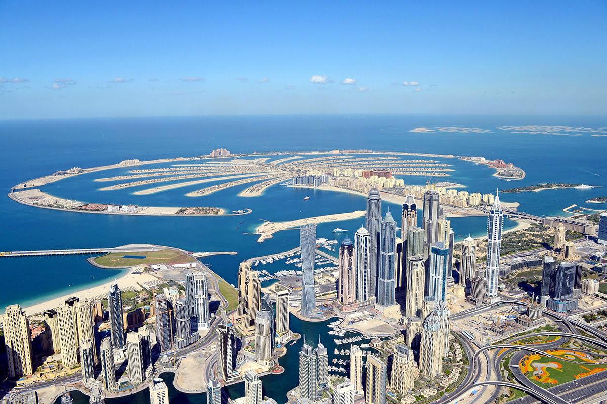 Skydive Dubai-UAE-Dubai Marriott Harbour Hotel & Suites