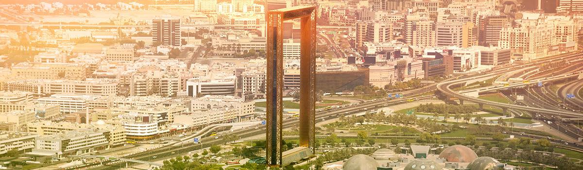 Featured photo-Dubai Frame-attractions-UAE-United Arab Emirates