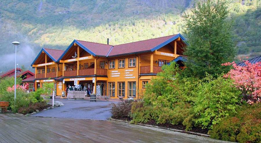 Eco-friendly hotels-Earth Day 2020-train trips across Europe-Flåm Ferdaminne