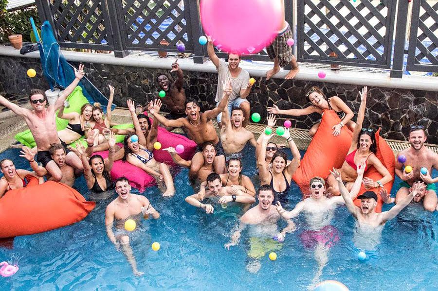 Best graduation trips-cheap summer vacations-Mad Monkey Hostel Bangkok Rambuttri Village