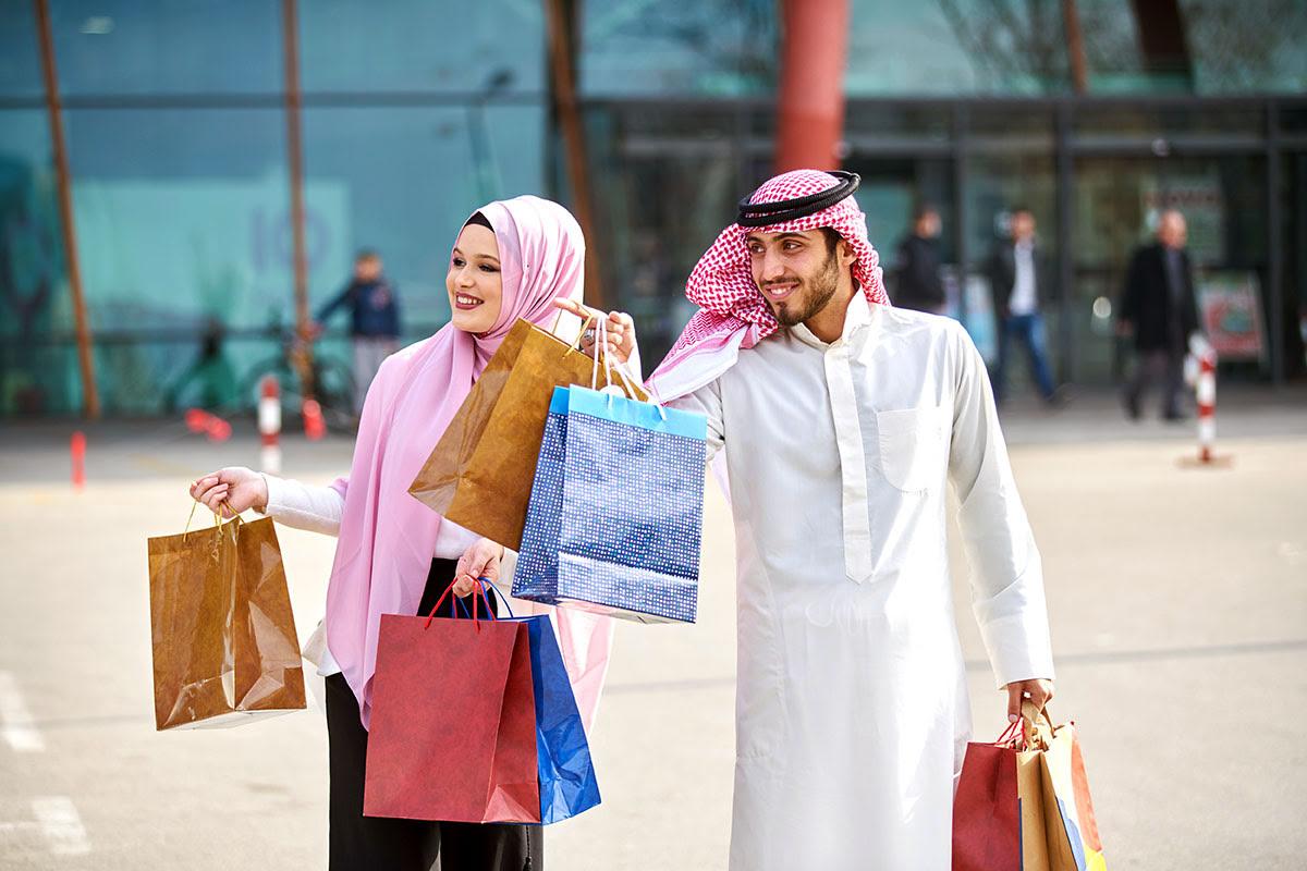 Shopping in Dubai-UAE-Mazaya Shopping Centre