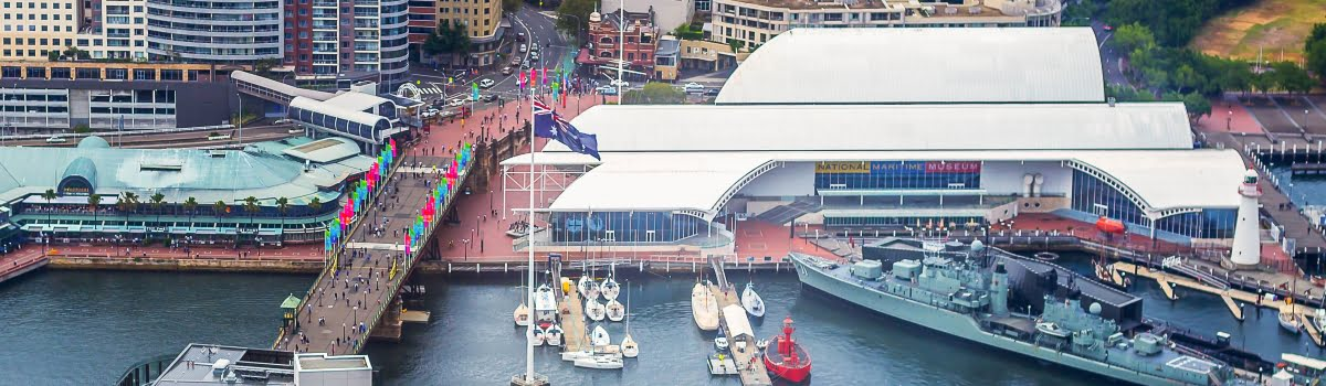 Museums in Australia-Featured photo (1200x350) National Maritime Museum